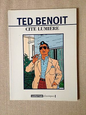 Ted Benoit Cite Lumiere album in French