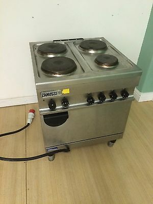 Zanussi Commercial Electric Oven and Hob