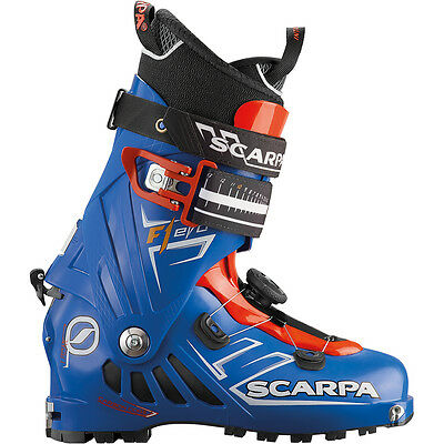 Scarpa F1 EVO Manual SMU  UVP € 460,-