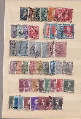 Early Argentina Stamps  1