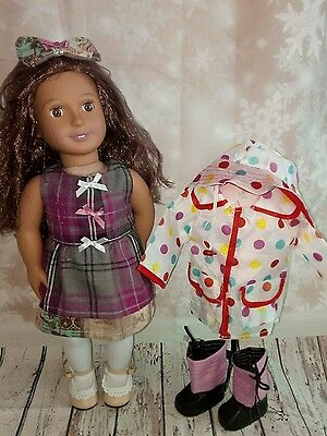 OUR GENERATION doll plus clothing