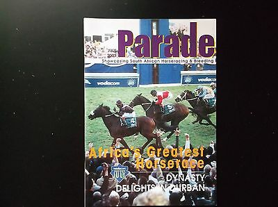 """parade"" South African Racing Magazine July 2003"