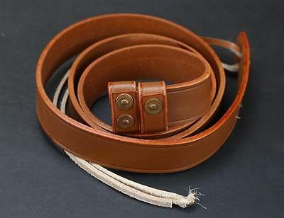 Australian Lithgow Enfield ShtLE 1907 No.1 #1 MK III No1 MK3 Rifle Leather Sling
