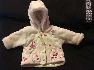 baby girls coat 6-9 months
