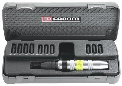 Facom January Sale! Impact Driver With Impact Bit Set With Ns.260A Driver + Case
