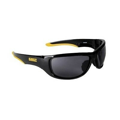 Safety Glasses  Dewalt Dpg94 Dominator Safety Glasses Smoke Lens