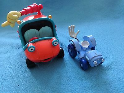 Engie Benjy Car and Tractor