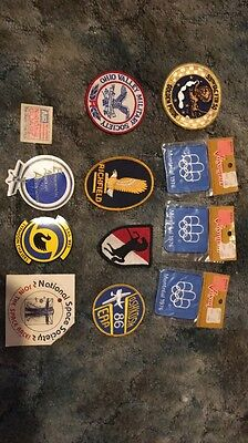 Military Patches Lot 23