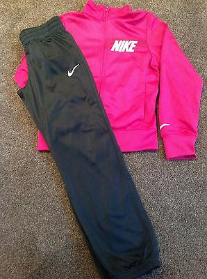Girls Nike Tracksuit - 10-12yrs