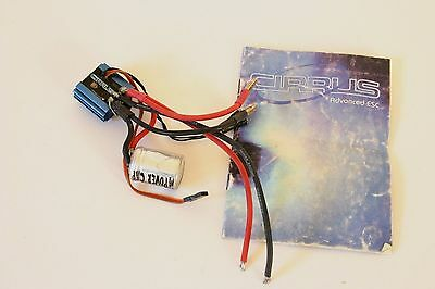 Mtroniks Cirrus No-Limit Brushed Electronic Speed Controller / ESC