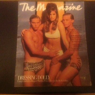 The Sunday Times  magazine herb ritts  Cindy Crawford may eight 1994