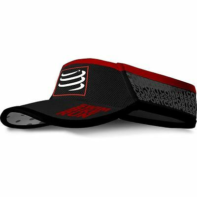 Compressport COMP Visor Cap Ultralight V2 TRI226 Black | One size | Black