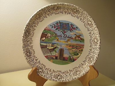 North Dakota Plate Souvenir