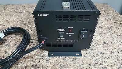 New Schauer Smart Charger 48V 15 Amp With Club Car Plug 2 Year Warranty