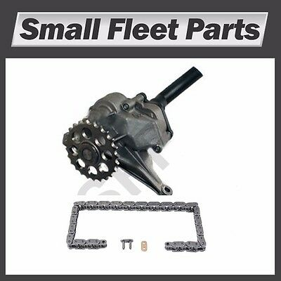 Sprinter Oil Pump & Drive Chain Dodge MB Freightliner: 602 180 25 01