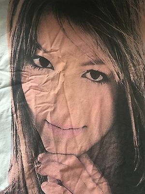 Rare Britney Spears Single Duvet Cover & Pillowcase 1999 Britney Brands Belltex