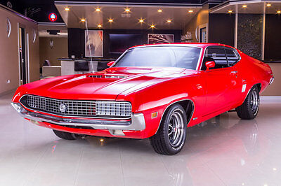 1970 Ford Torino  Fully Restored, True GT! Built Ford 460ci V8, C6 Auto, Ford 9in, Buckets, Marti