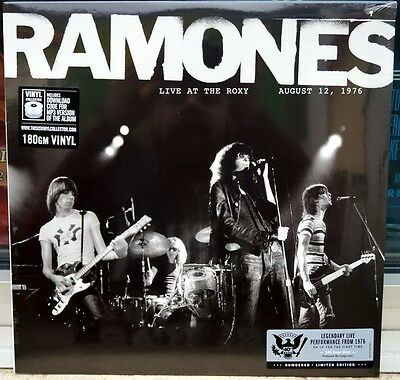 """Ramones """"Live At The Roxy August 12, 1976"""" 2016 RSD/Black Friday LP *OVP"""