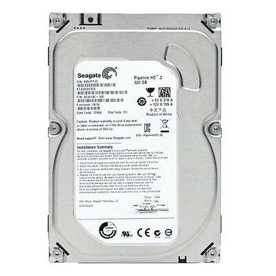 320Gb Refurbished Internal 5900 Prm Seagate Pipeline Hard Drive