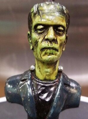 Artisan Frankenstein Monster Handcrafted Pipe