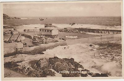 Stormy Weather .. St Abbs .. PU1948