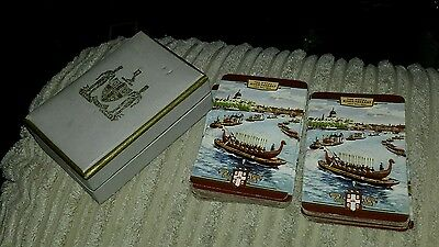 Worshipful & Co RARE 1953 ROYAL PAGEANT Playing cards