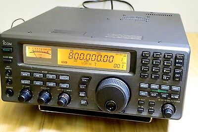 ICOM IC-R8500 Communications Receiver 100kHz-2GHz  BOXED