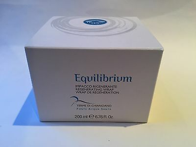 1 Box of 18 Alfaparf Thermae Spa Equilibrium Regenerating Wrap 200ml 6.76 Fl.Oz