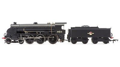 Hornby R3413, BR Maunsell S15 Classe 4-6-0 Locomotiva & Chiaro 30831 BR late blk