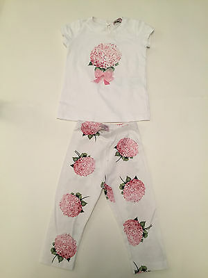 Monnalisa Legging Set  Age 2