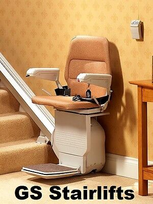 Stairlift - Stannah 300 straight including fitting, 1yr warranty+FREE service,,,