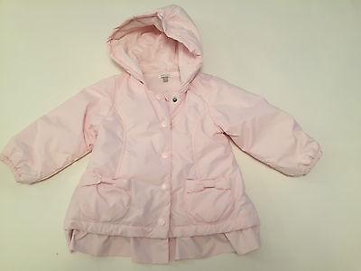 Baby Girls Absorber Pink Jacket Age 2