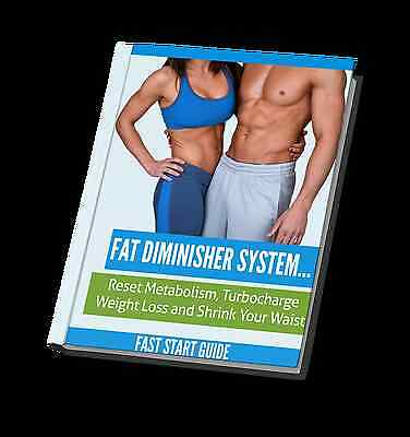 Fat Diminisher - A Successful Weight Loss Program ( Get In Shape For Holidays )