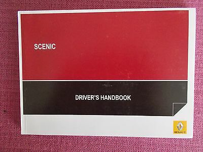 Renault Scenic & Grand Scenic (2012 - 2016) Owners Manual - Handbook (Re 273)