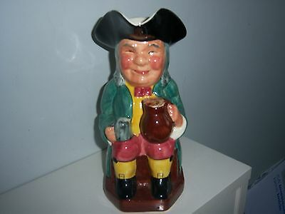Very Handsome Toby Jug Made In England