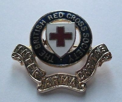 The British Red Cross Society  / Large Badge