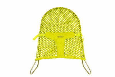 NEW Babyhood - Safety Mesh Bouncer - Lime from Baby Barn Discounts