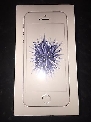 Apple iPhone SE - 16GB - Silver Vodafone Smartphone Brand New Factory Sealed
