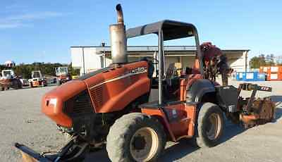 2005 Ditch Witch RT95H Trencher - Cable Plow - 4x4