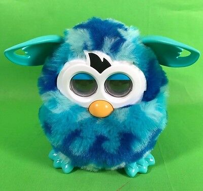 FURBY BOOM - Blue Waves - Excellent Condition