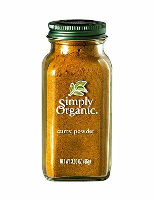 Simply Organic Curry Powder 3 oz. - Frontier Natural Foods
