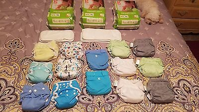 Lot of BRAND NEW Name Brand Cloth Diapers
