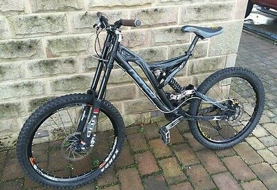 Norco a-line 07 full suspension mountain bike