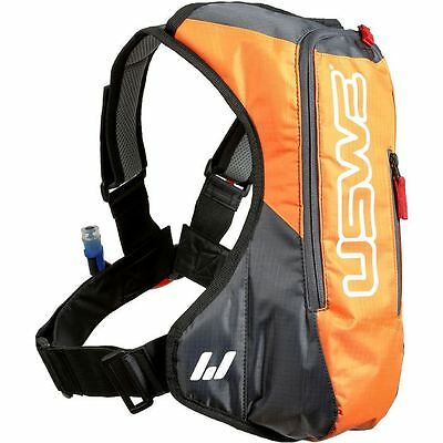 USWE Hydration USWE A2 Hydration Pack 3L Cargo OG/GY | One size | Orange