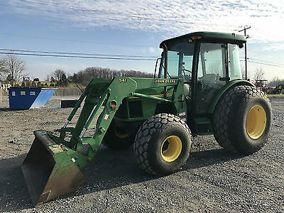 2004 John Deere 5520 4x4 Utility Tractor w/ Cab & Loader. Coming in Soon!