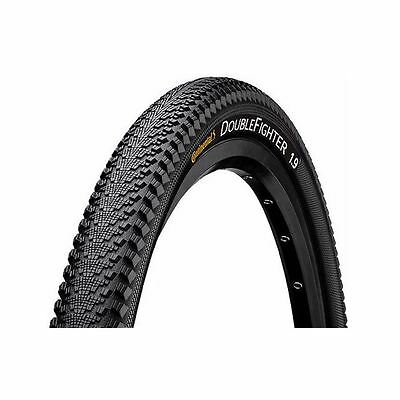Continental Tyre - Double Fighter III 29 x 2.0 Black Tyre