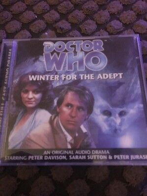 Doctor Who Winter For The Adept- Big Finish Audiobook
