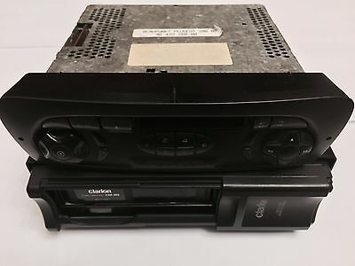 Peugeot 206 Clarion 6 Disc Cd Changer And Cassette Radio