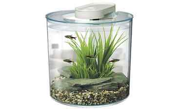 Marina 360 Innovative Desktop Aquarium, 10L