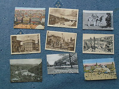 A COLLECTION OF  OLD POSTCARDS (p1